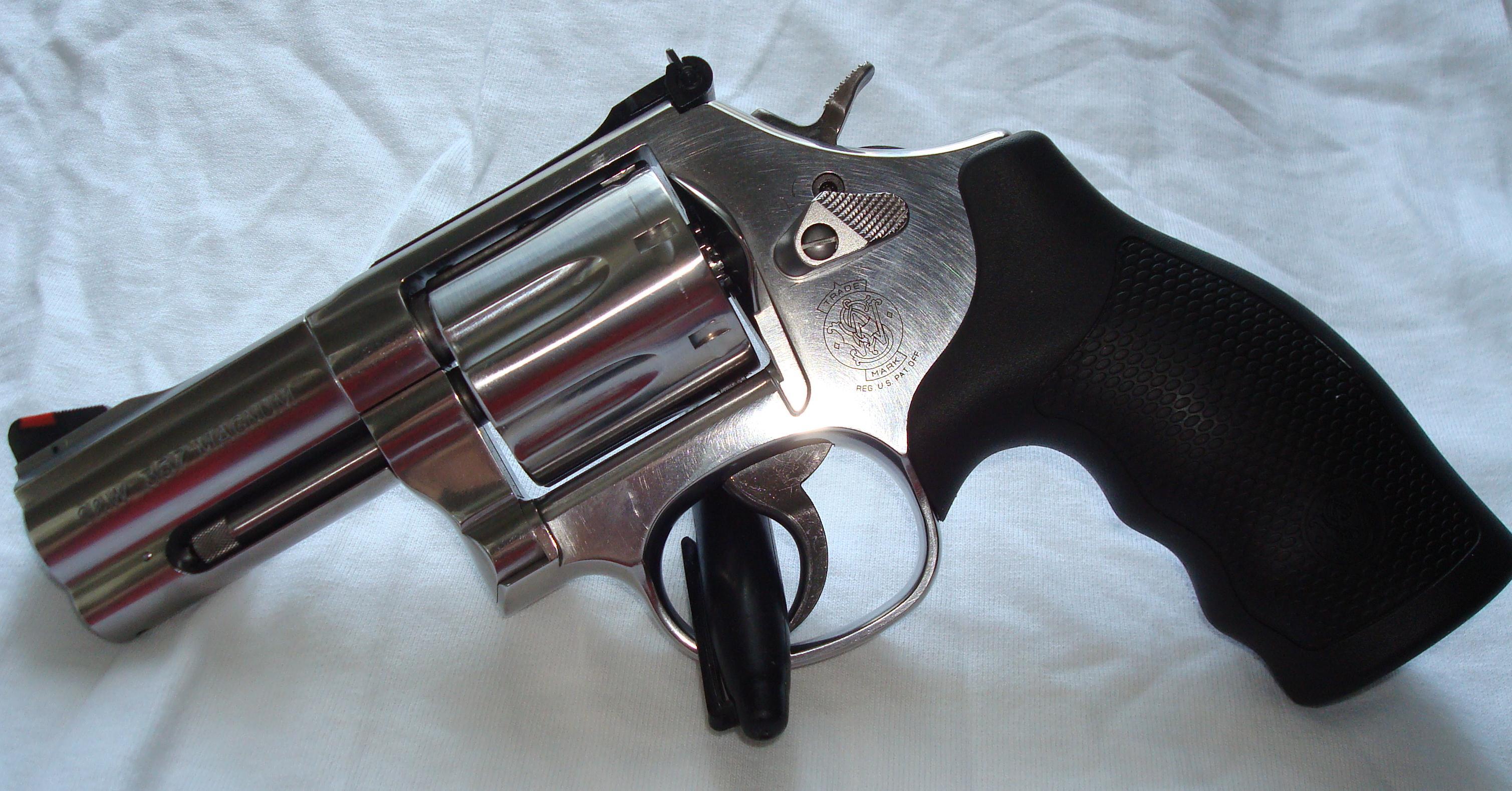 686 barrel inch revolver revolvers nice