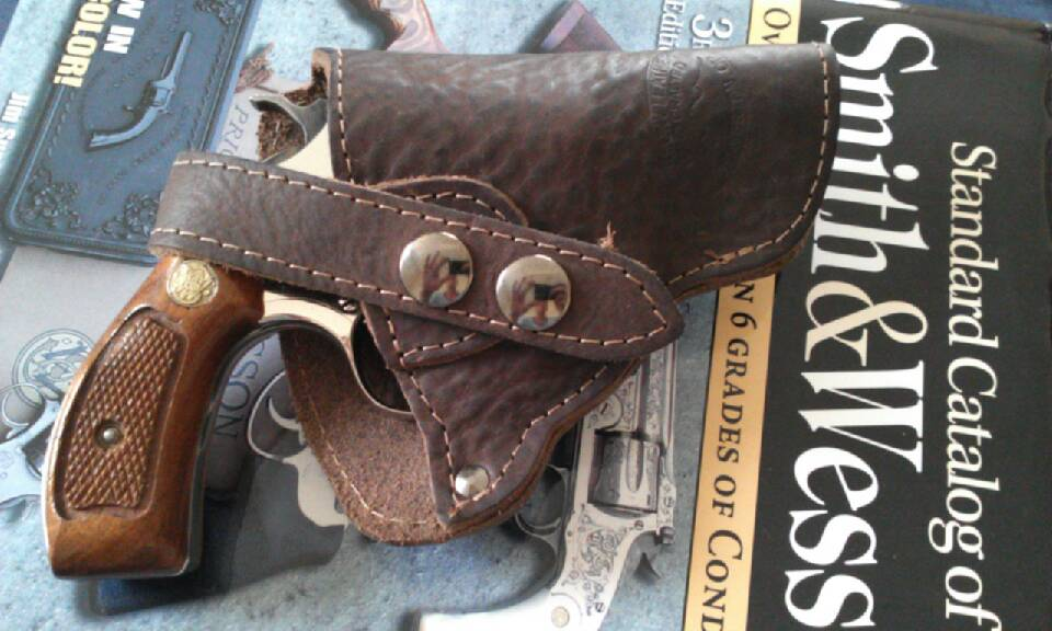 WTS or WTT: MY J FRAME HOLSTERS for your K FRAME HOLSTER(S), or will ...