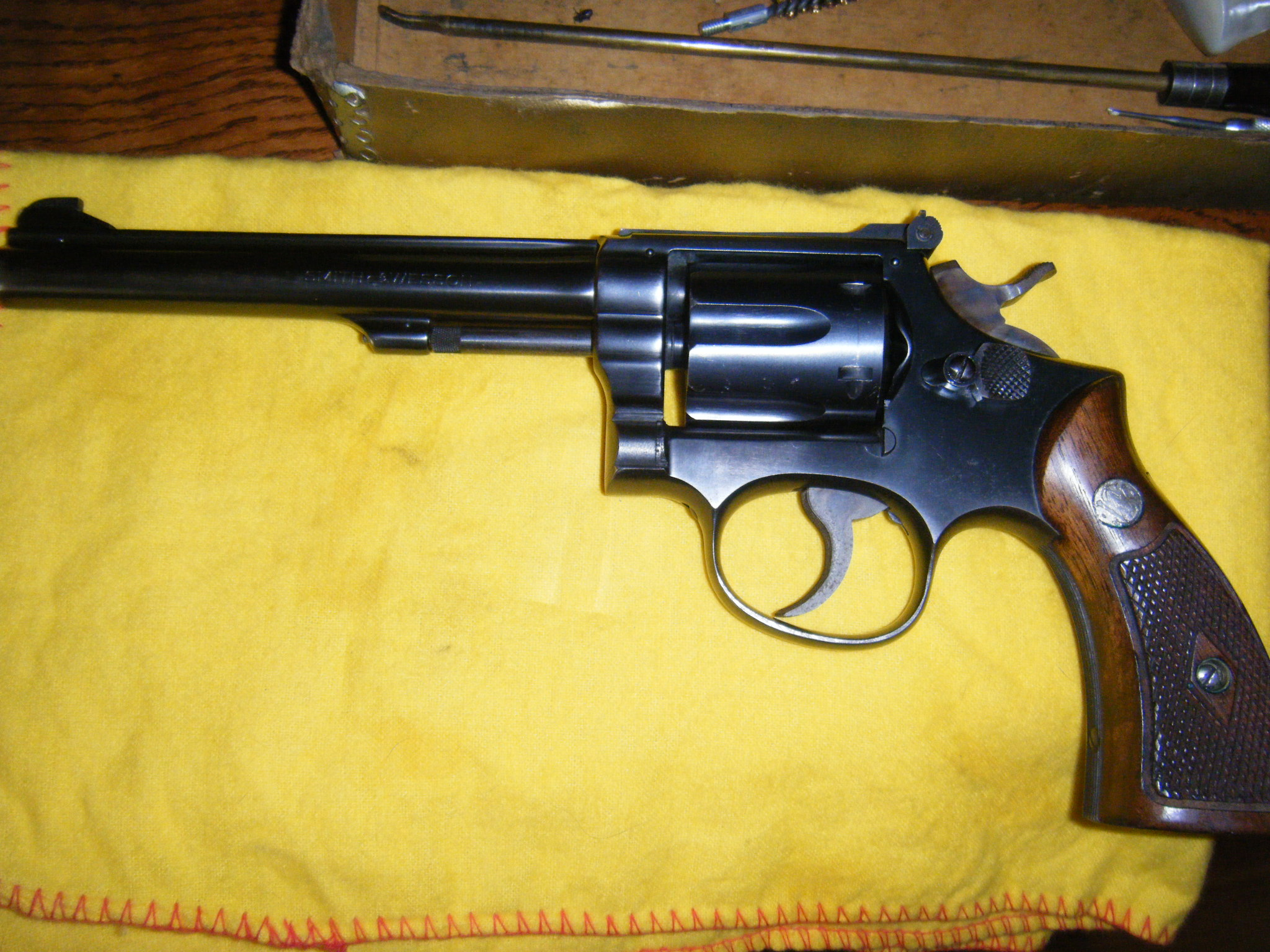 Name:  1.  S&W K-22.JPG