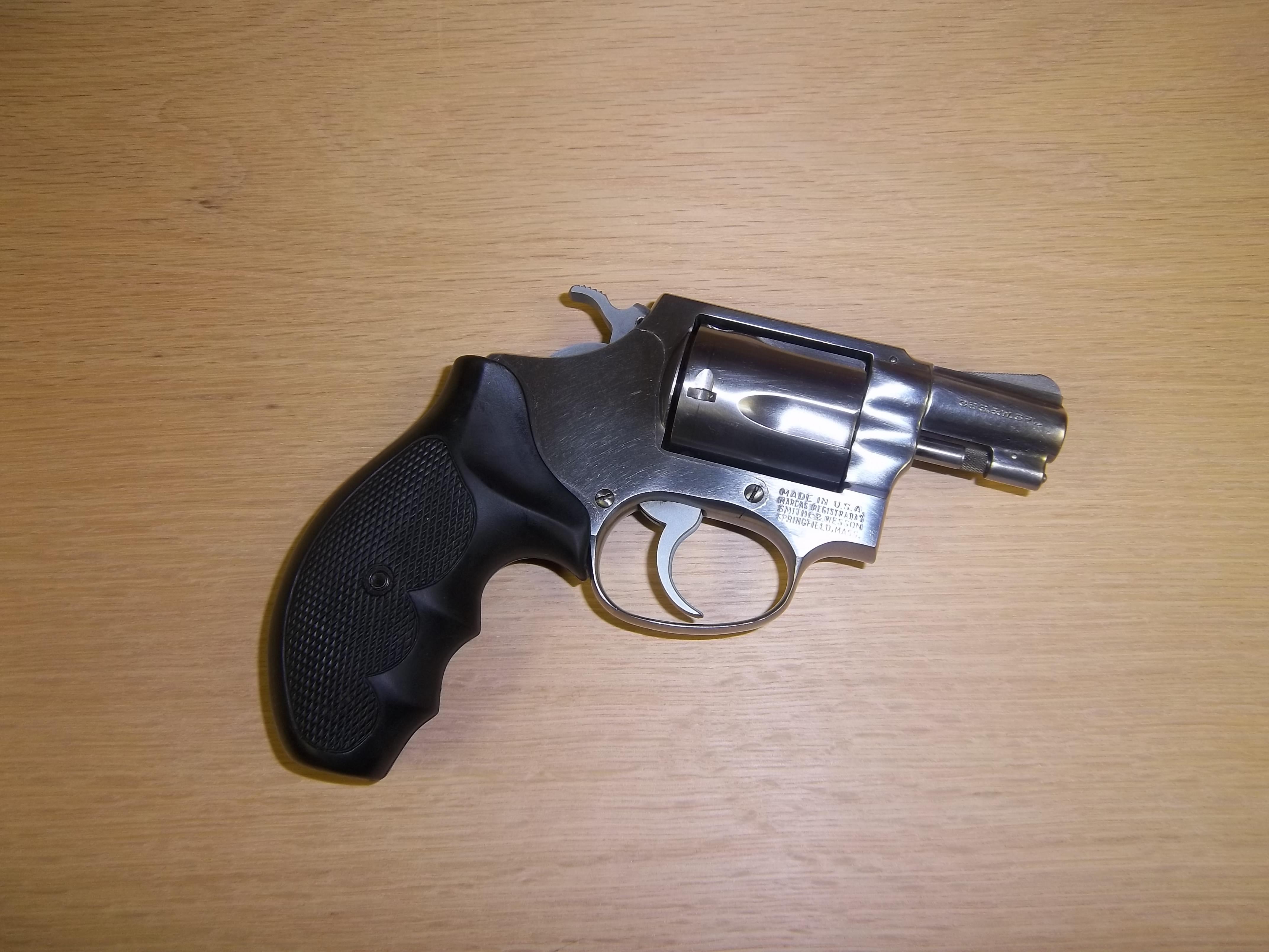Dating s&w model 60 revolver