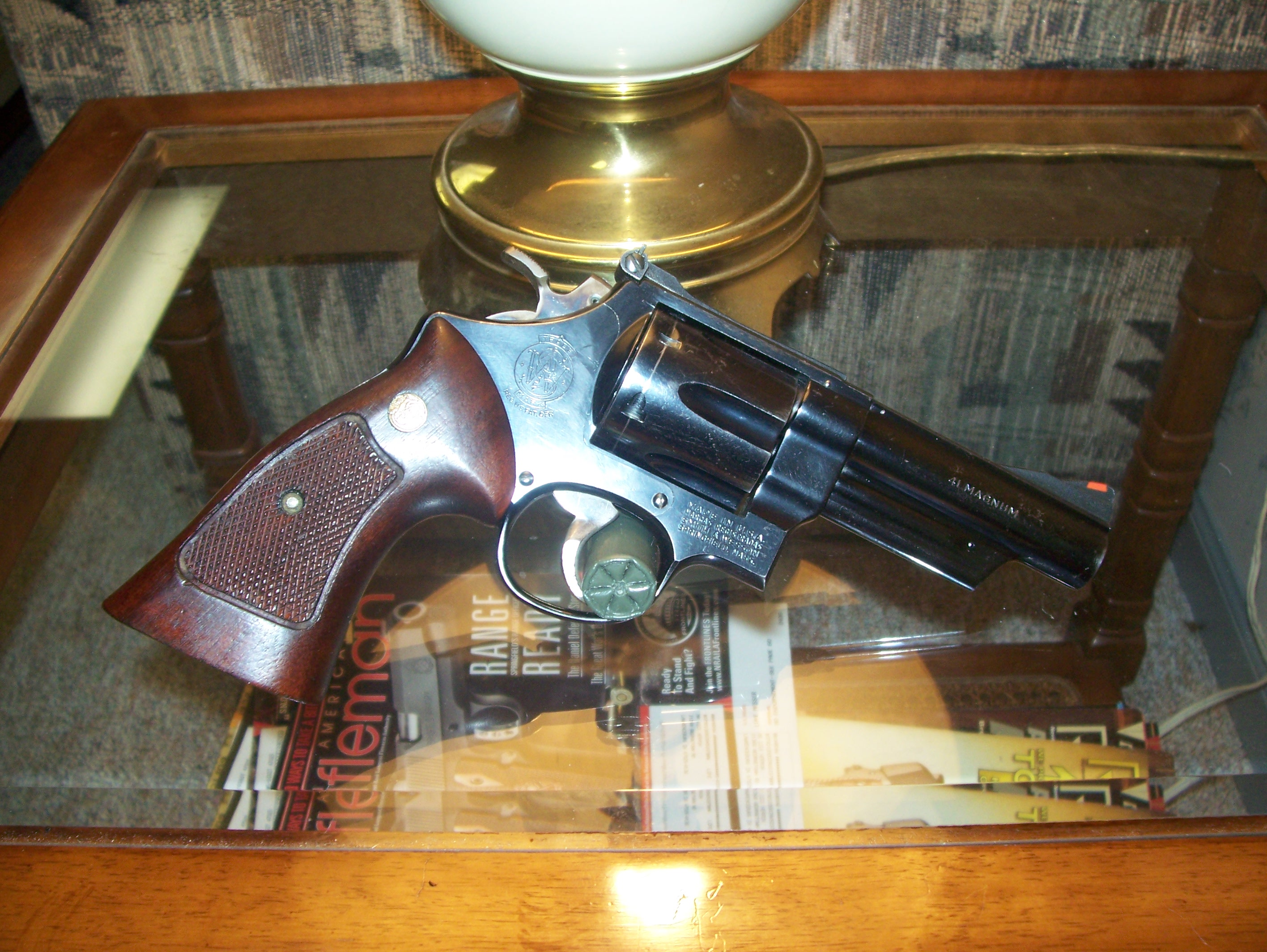 What is the most powerful revolver you own? - Page 5