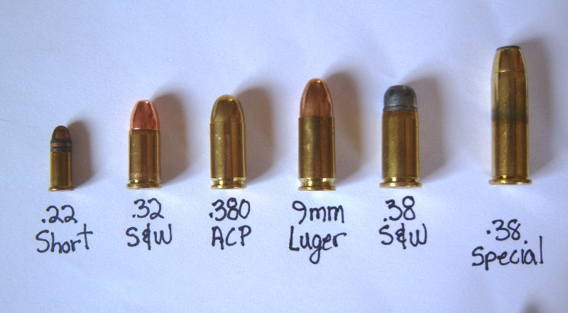 b124134d4b7 Ammo size comparisons 22 Short to 50 BMG