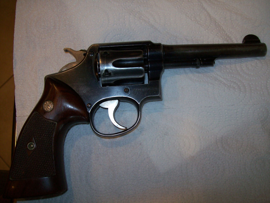 Smith and Wesson Manufacture Date