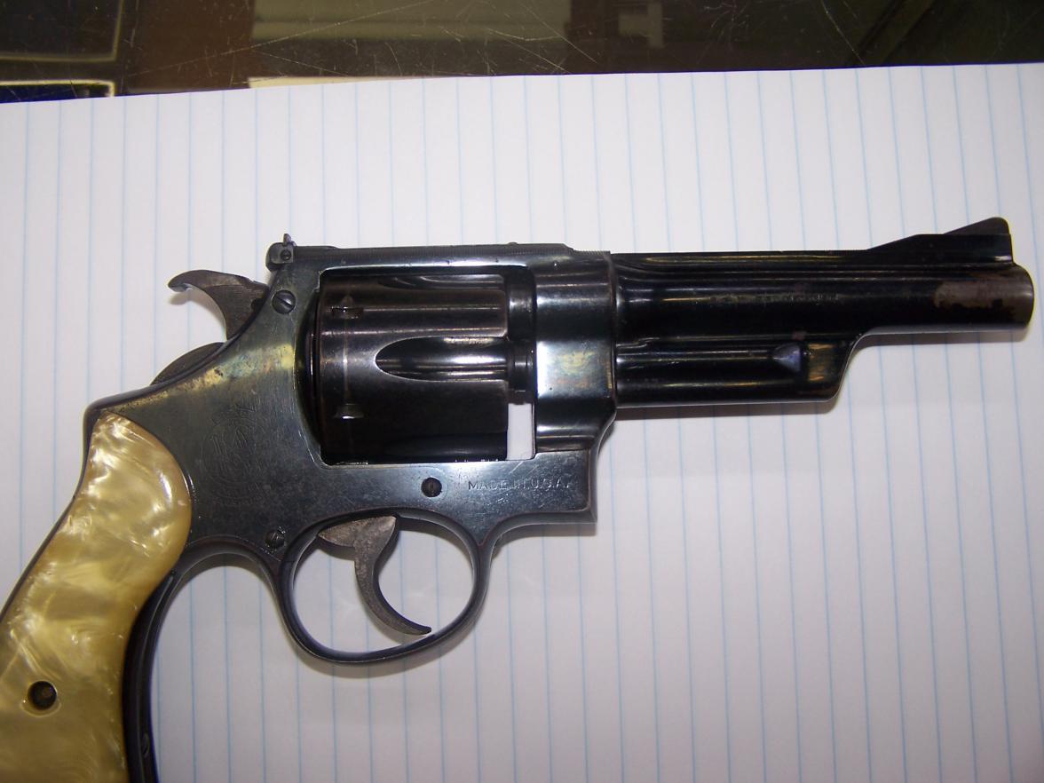 revolver 357 magnum smith wesson