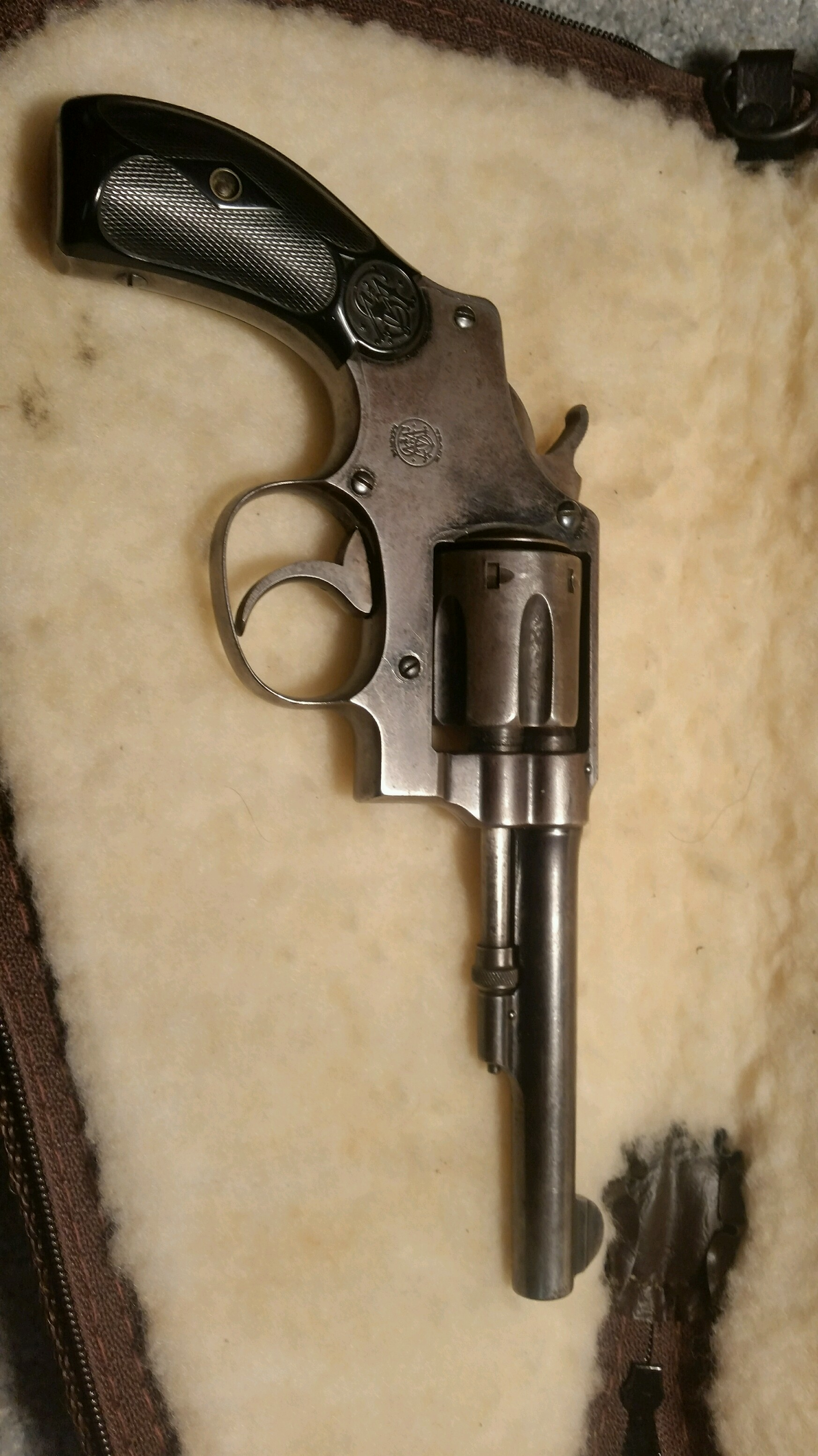 S&W 32 Long CTG revolver info  - Page 2