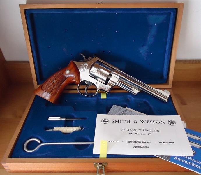 My best Smith & Wesson revolver