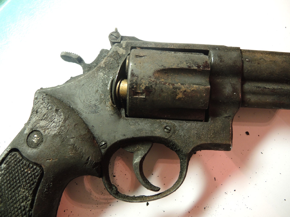 Any Gunsmiths That Do Frame Repair