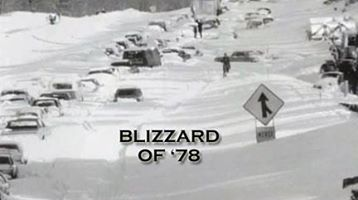 1978 Blizzard In Mass
