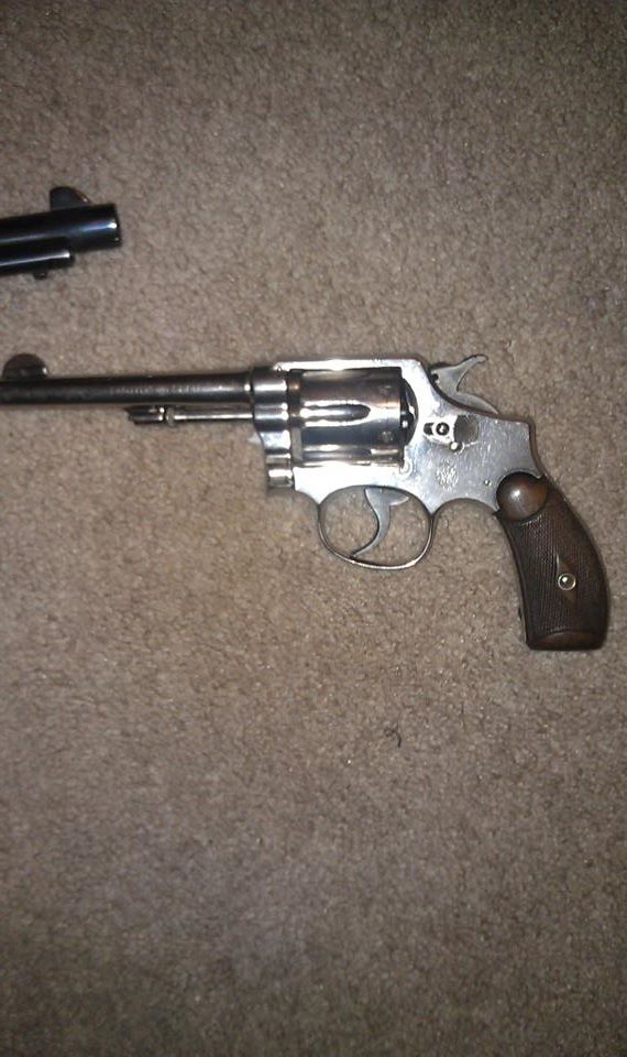 Wesson serial lookup smith number Smith And