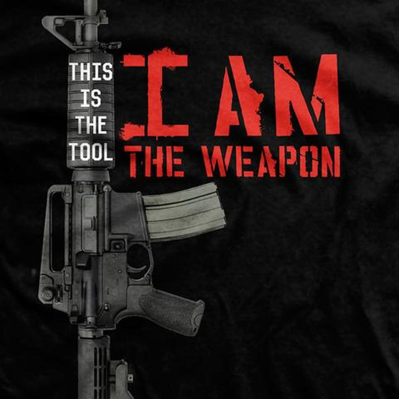 Name:  _I am th Weapon.jpg
