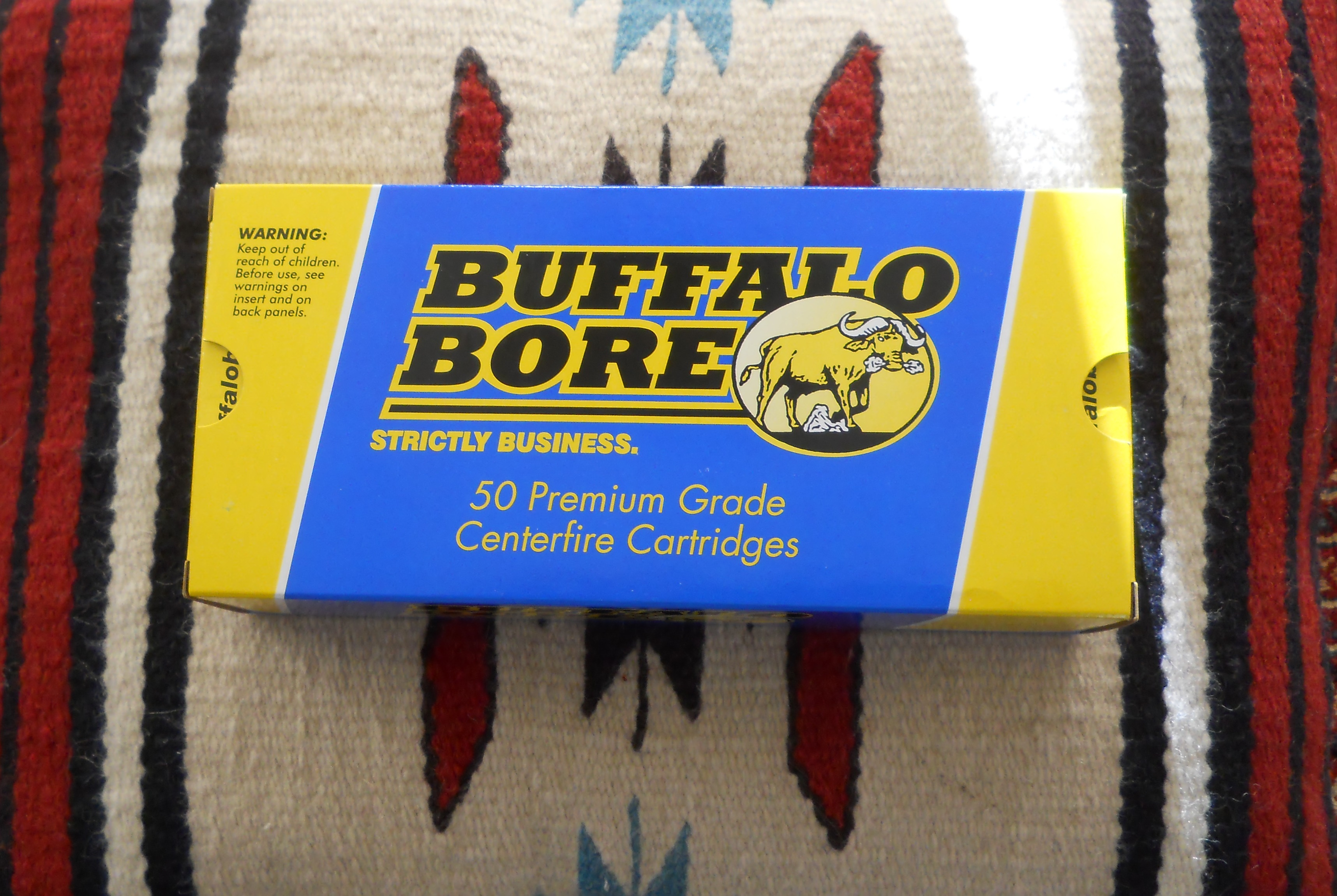 44 Special Buffalo Bore 200gr Anti Personnel wadcutters  How