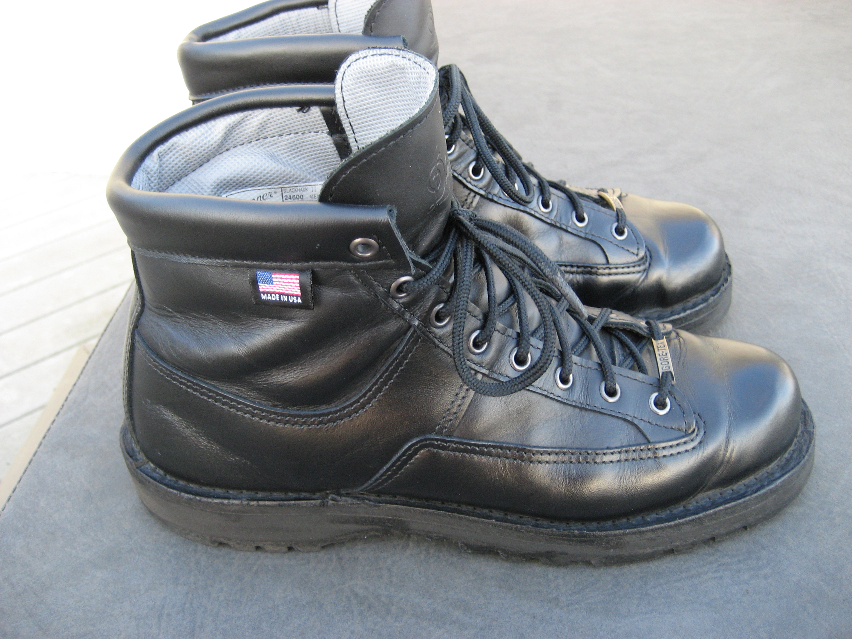 Wts Danner Blackhawk Ii Boots 10 5d