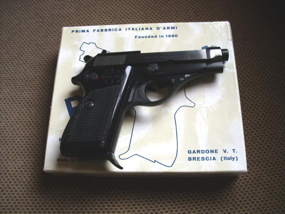 Beretta Model 70, 7 65 cal