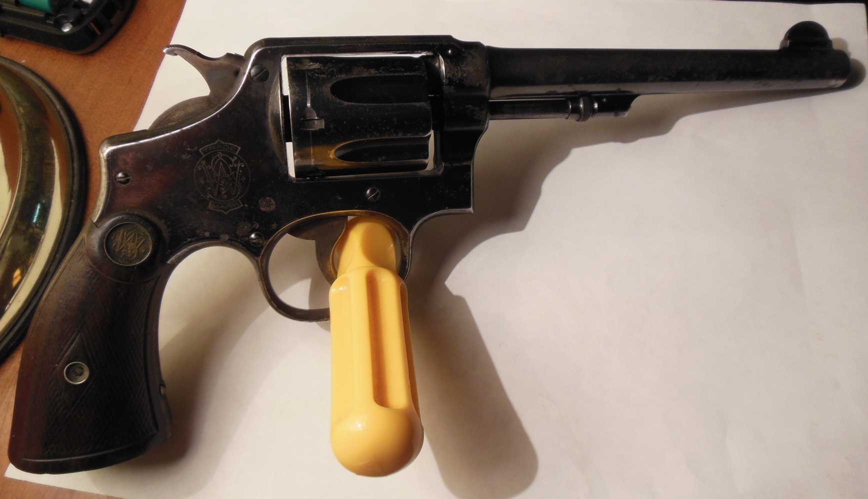 smith and wesson serial number date of manufacture