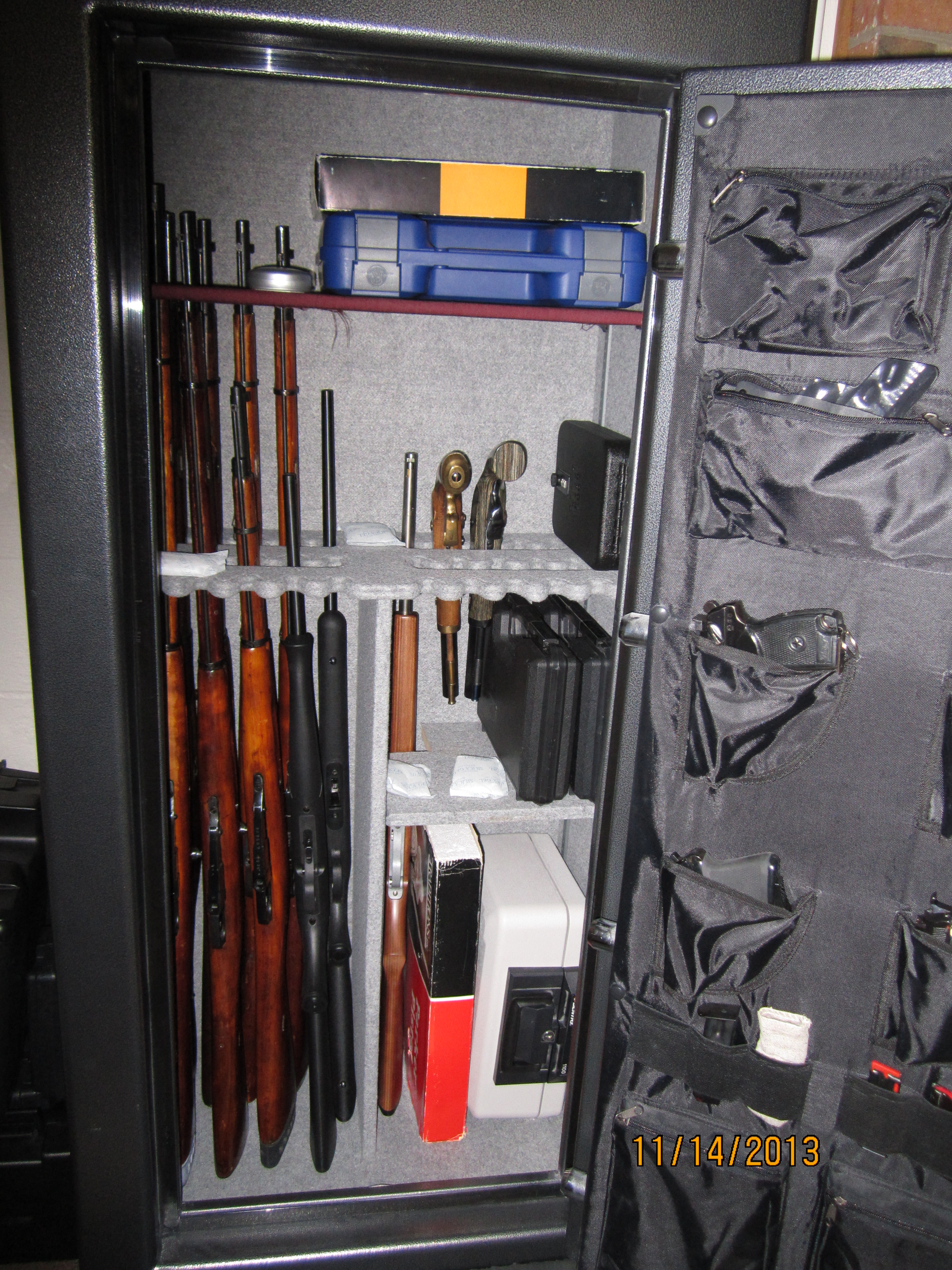My New Gun Safe