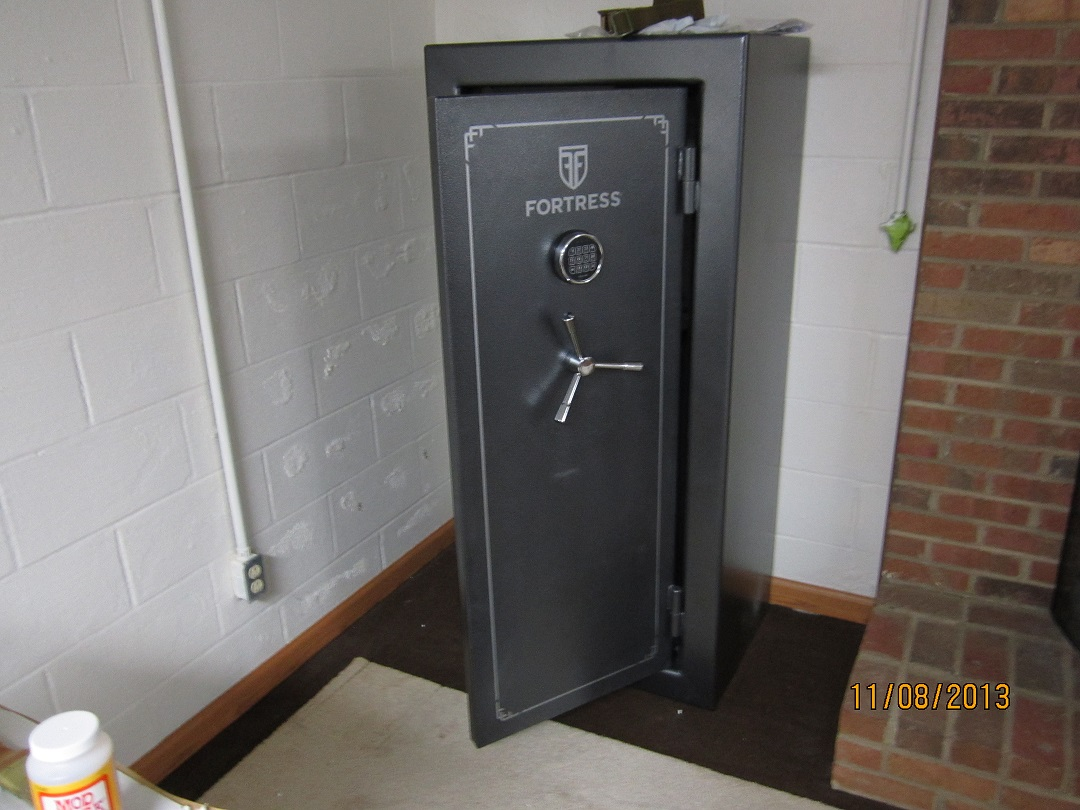 my safe:
