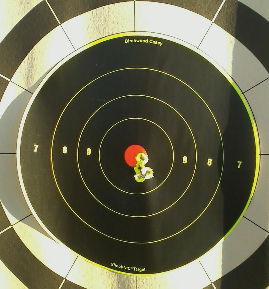 Name Handi Rifle Target Views 561