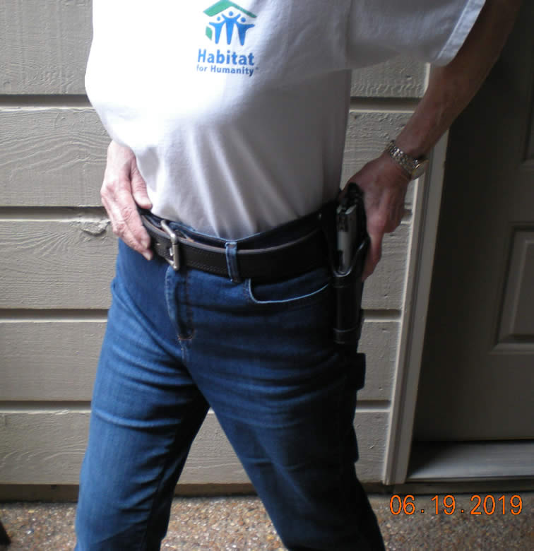 Name:  Holster 3 with Armour belt ready to draw.jpg Views: 51 Size:  57.1 KB