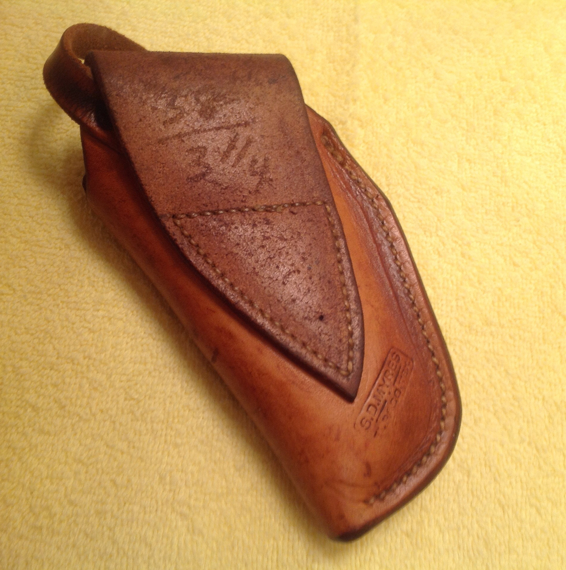 Floral Carved Holsters     - Page 7