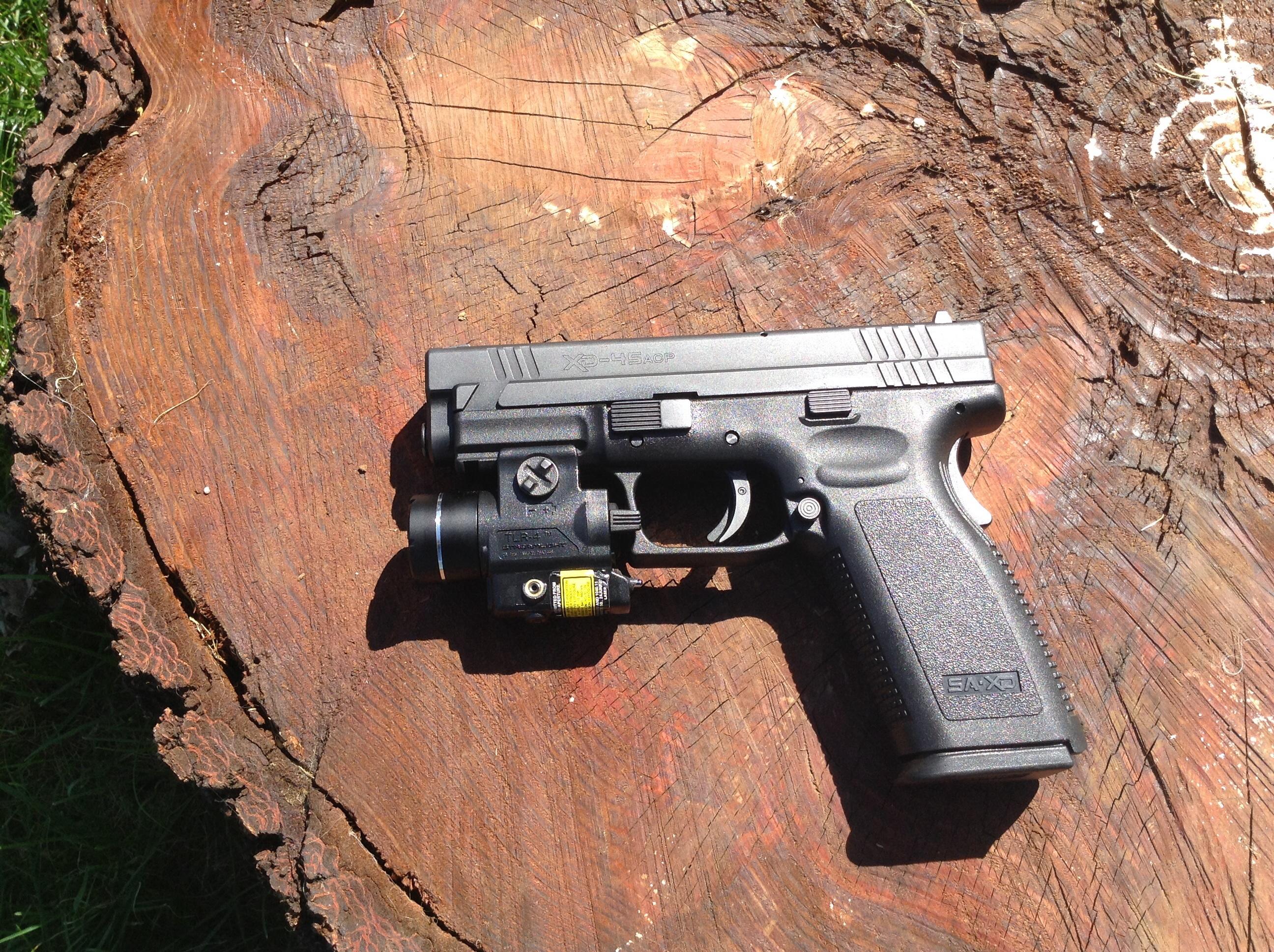 Powder River Precision trigger kits for Springfield XD