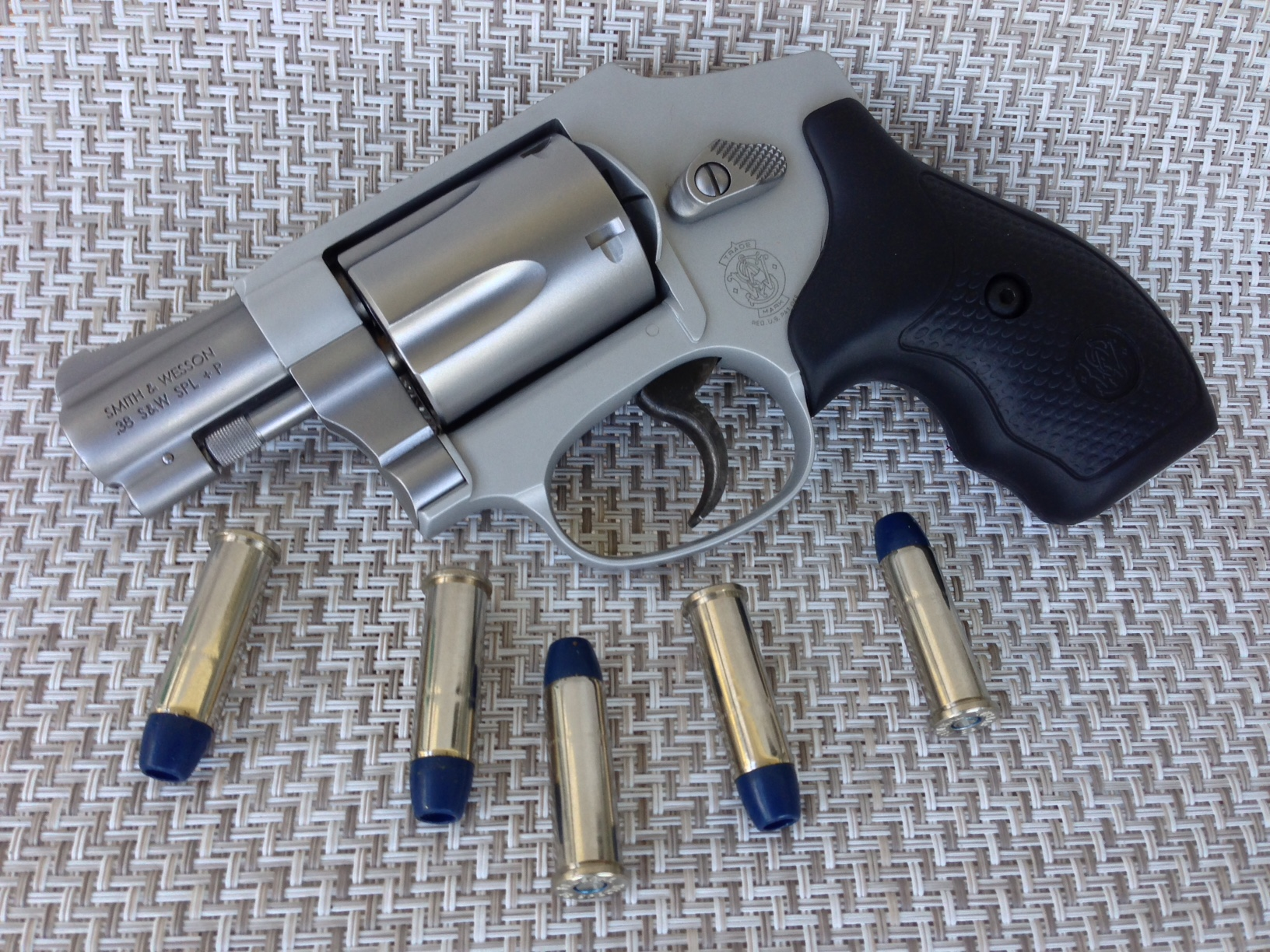 New Colt Cobra and Kimber  357