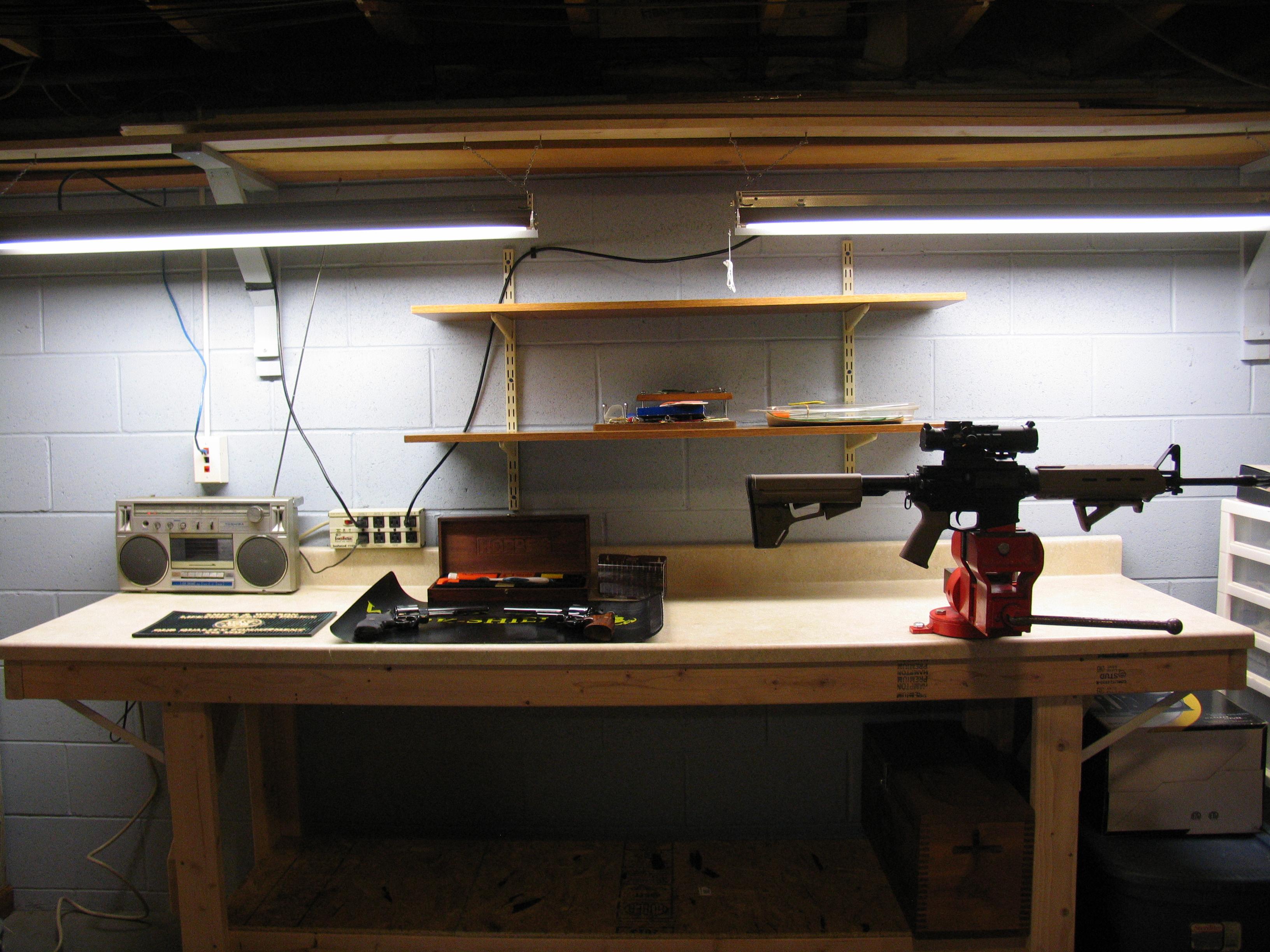 Image Gun Cleaning Work Bench Download