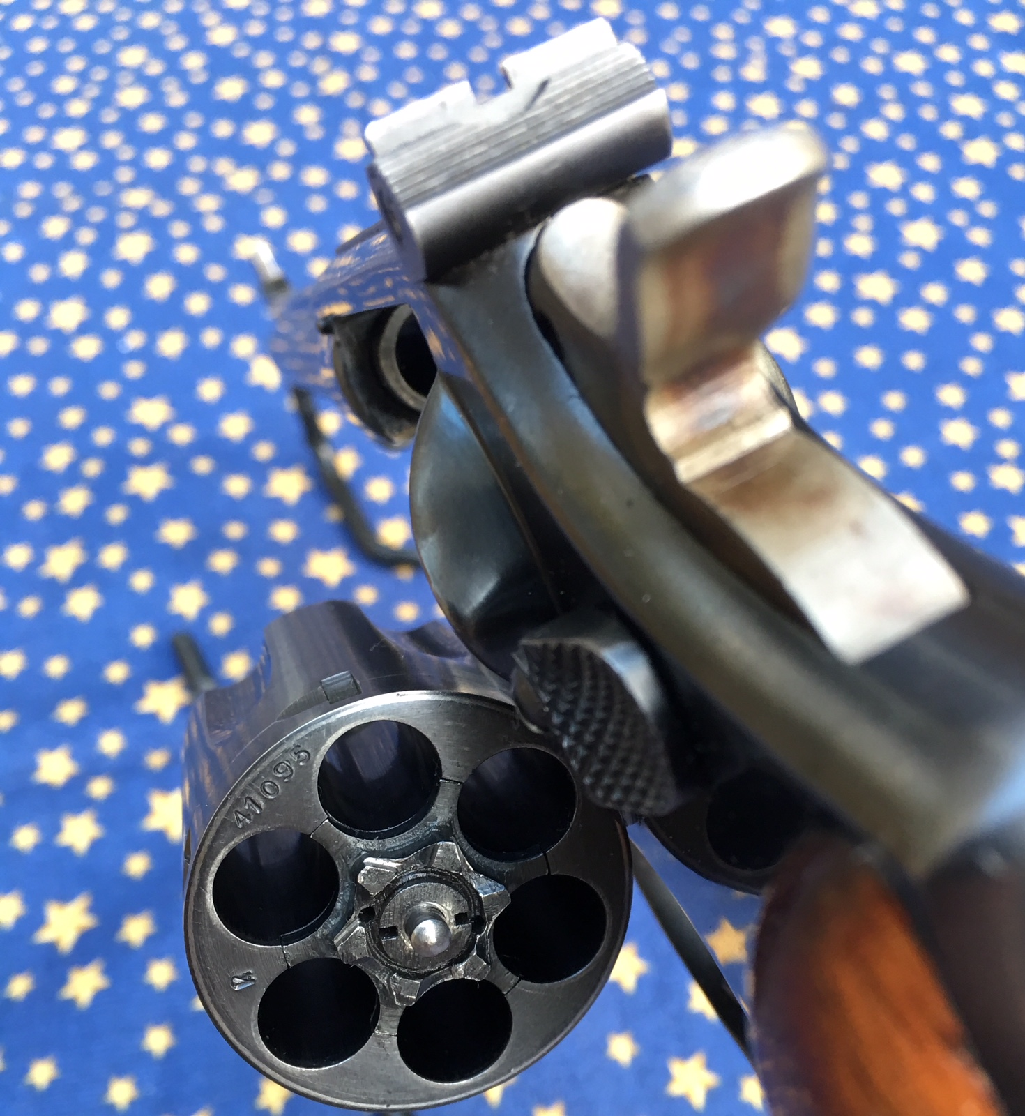 Smith and wesson serial number date of manufacture k frame