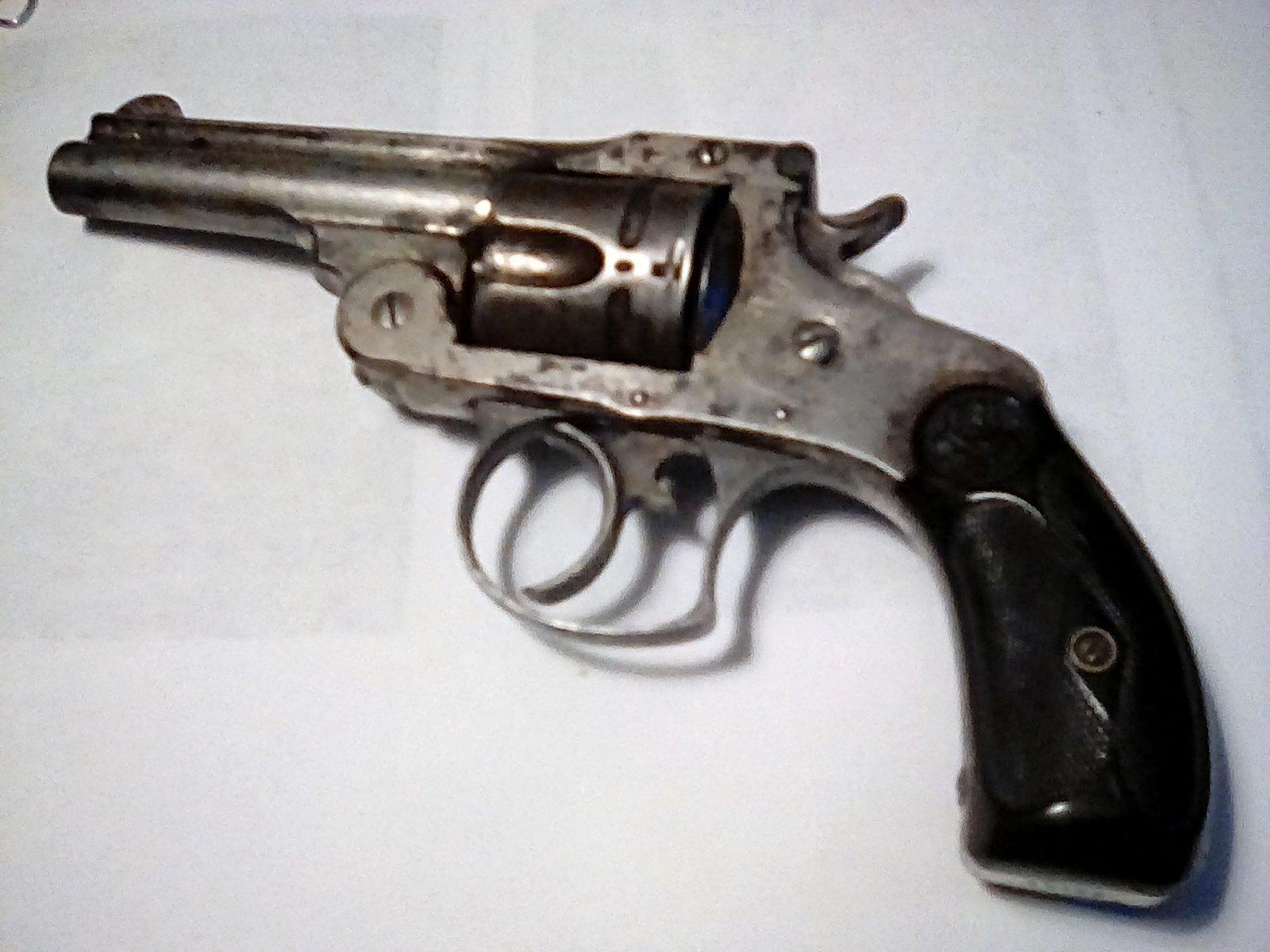 Revolver Serial Number Lookup