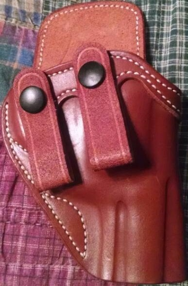 WTB: K Frame,...IWB Saddle Color Holster (like pictured in the ad ...