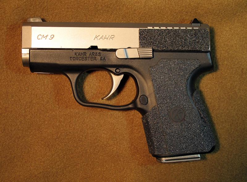 Concealed 9mm, what about Kahr CW9?