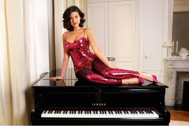 Image result for Khatia Buniatishvili