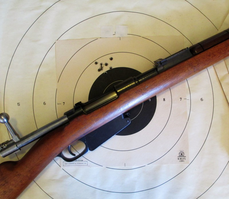 My new project gun Argentine Mauser in 30-06