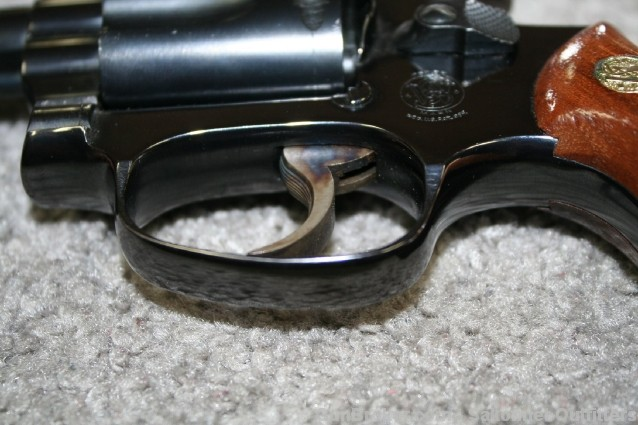 S&W Model 36 J Frame need help with dating revolver