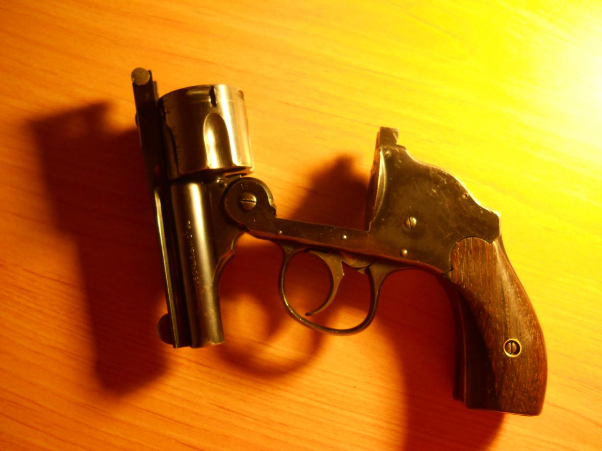 Iver johnson serial number dating 3