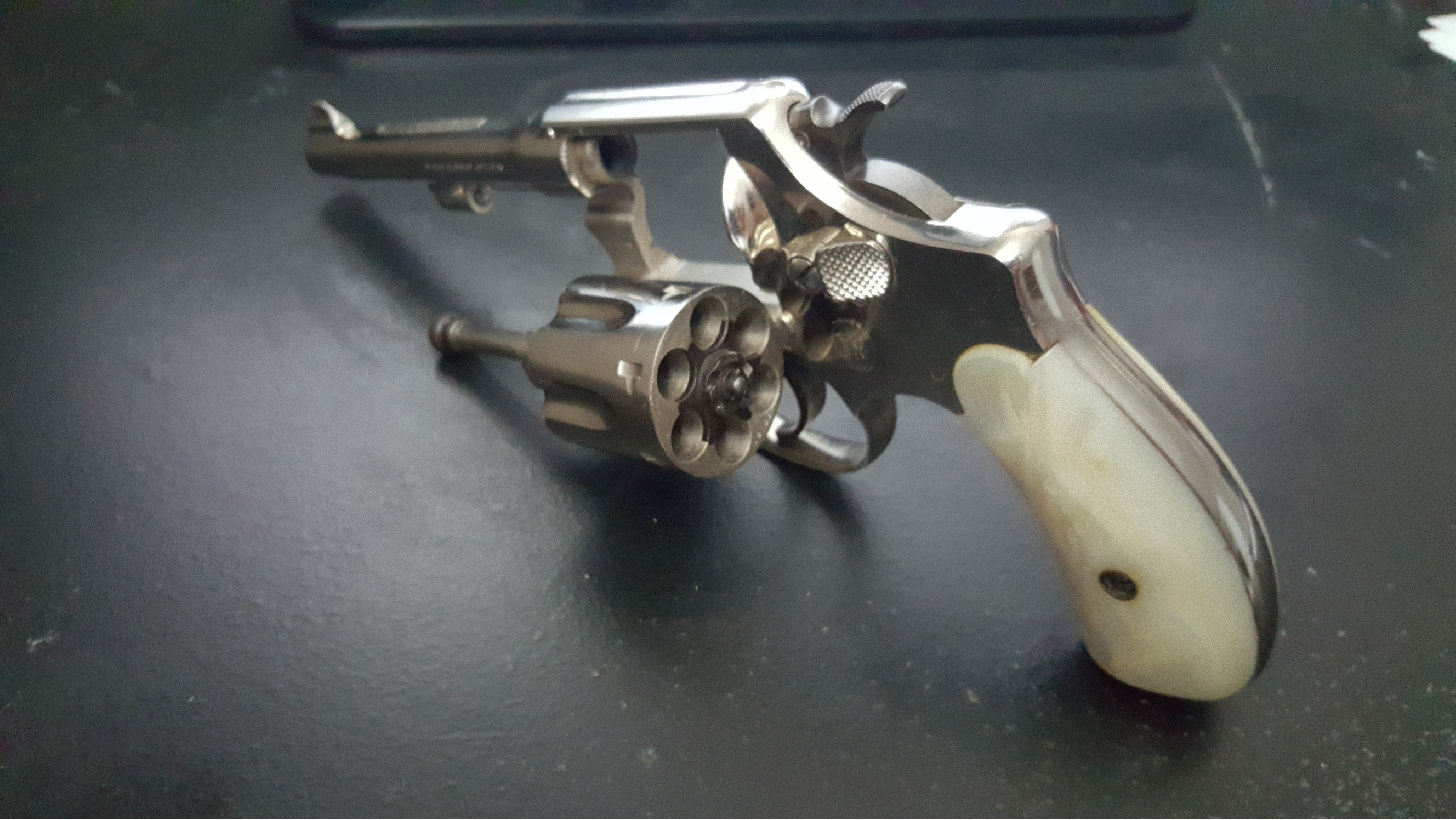 Smith Wesson Serial Numbers & Date Manufactured