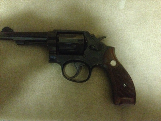 Thats the year when S&W switched over to assigning model numbers to..