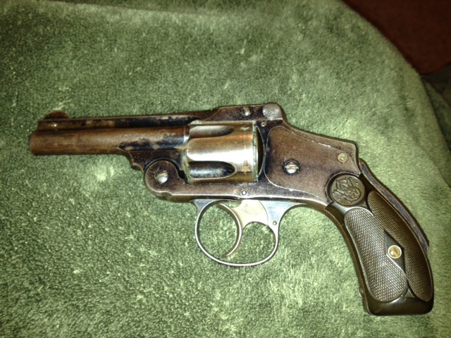 parts / good gunsmith for a  38 ctg safety hammerless