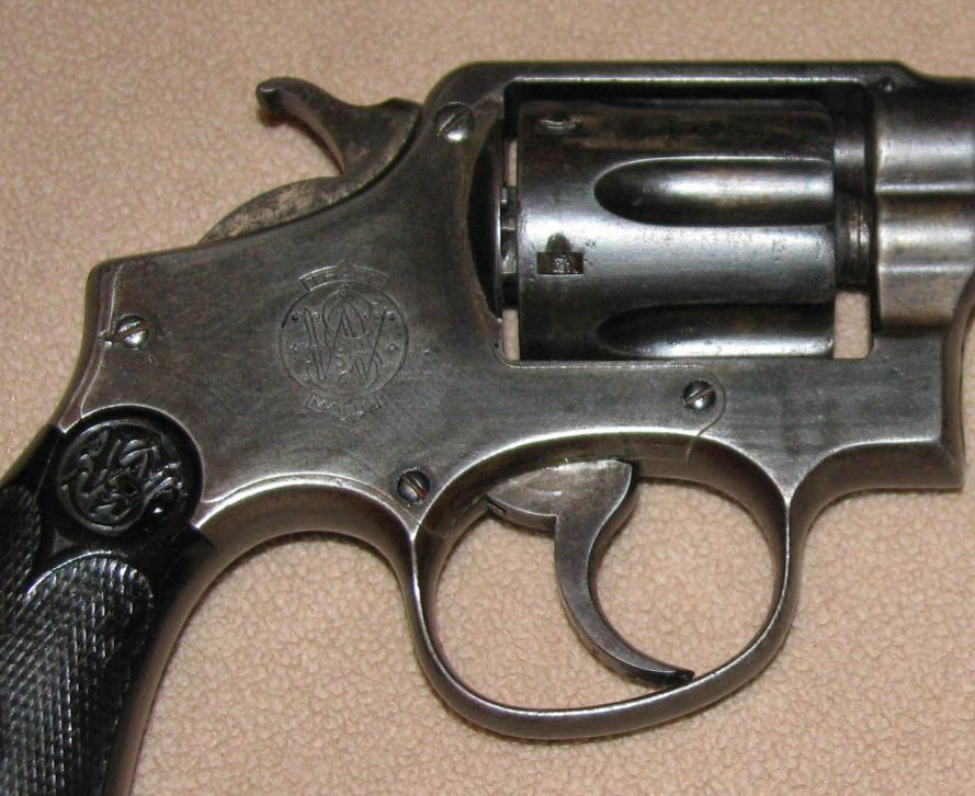 Dating early smith and wesson revolvers