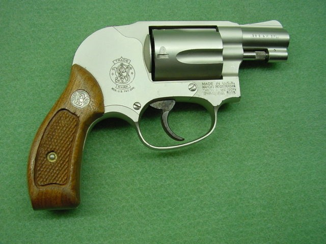 The S&W Models 38, 49, 438, 638, and 649 Club - Page 2