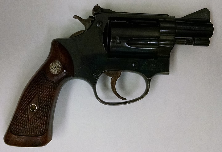 smith and wesson pre model 36 serial numbers