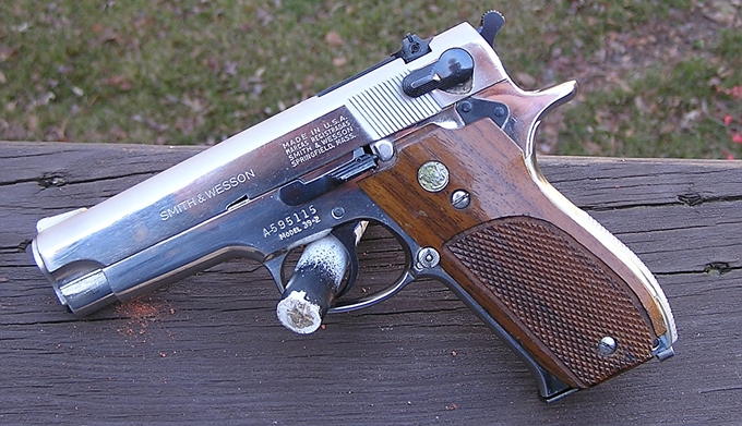 smith and wesson model 39-2 serial number range