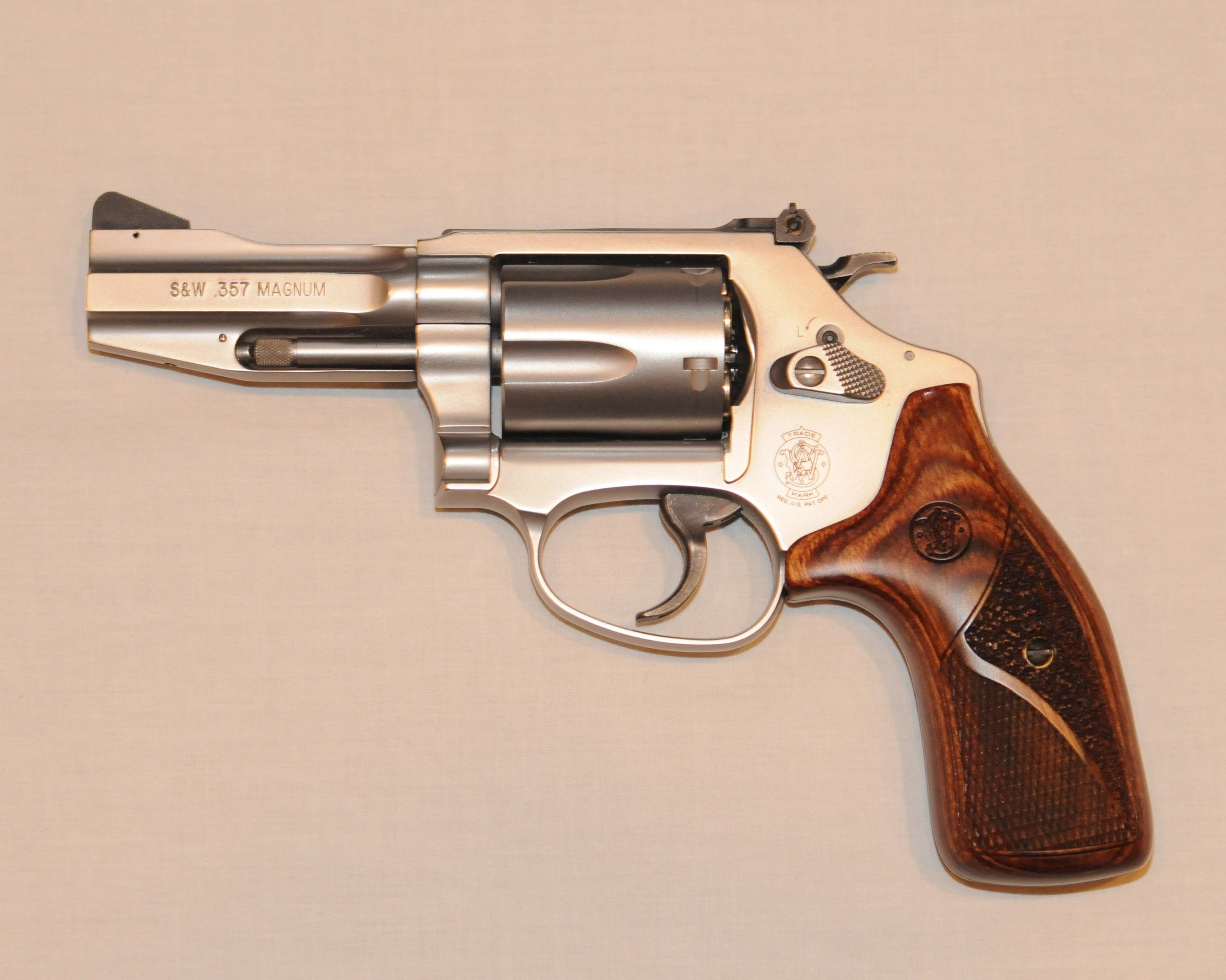 how to clean 357 magnum