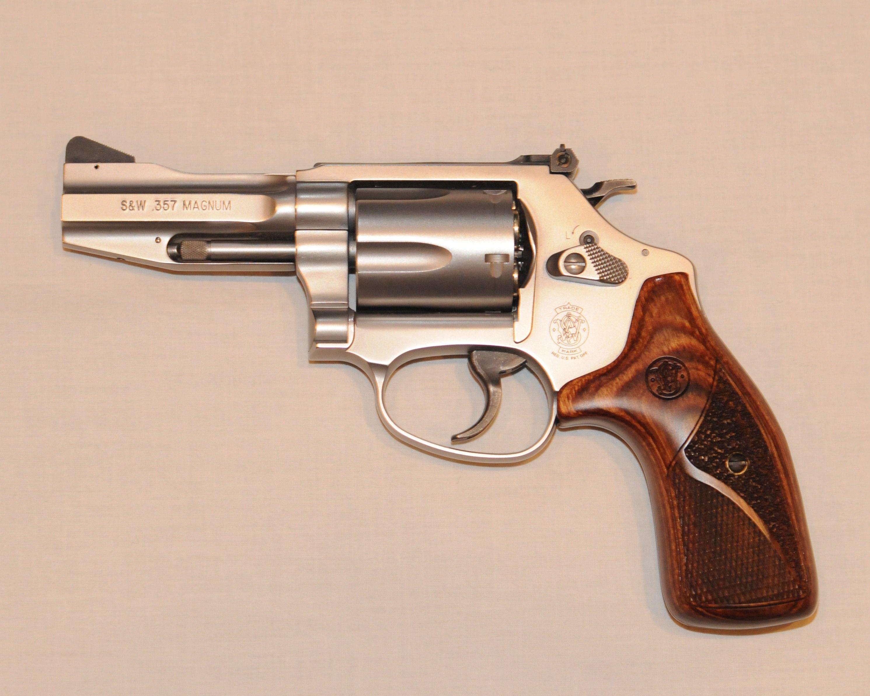 Dating s&w revolvers in Australia