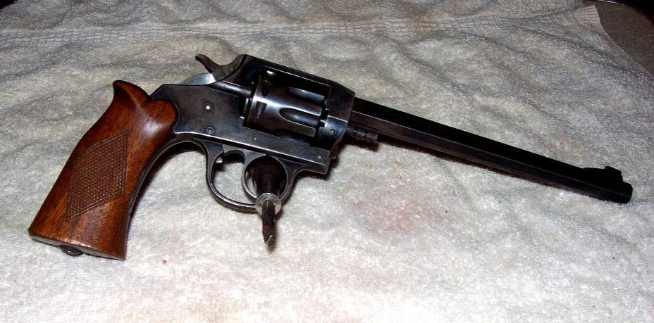 Iver Johnson .22 Revolver