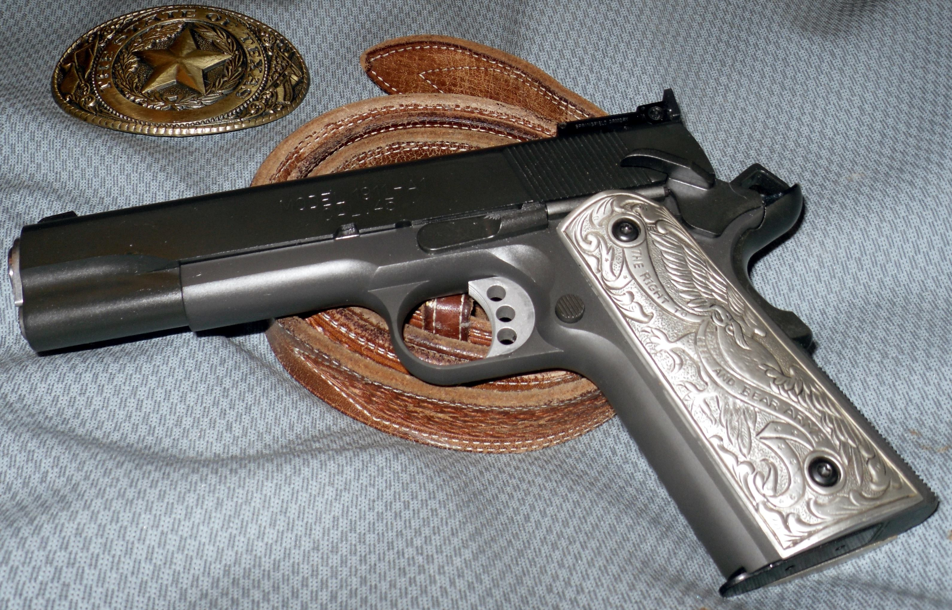 Today is the unofficial 'John Moses Browning Day' , a
