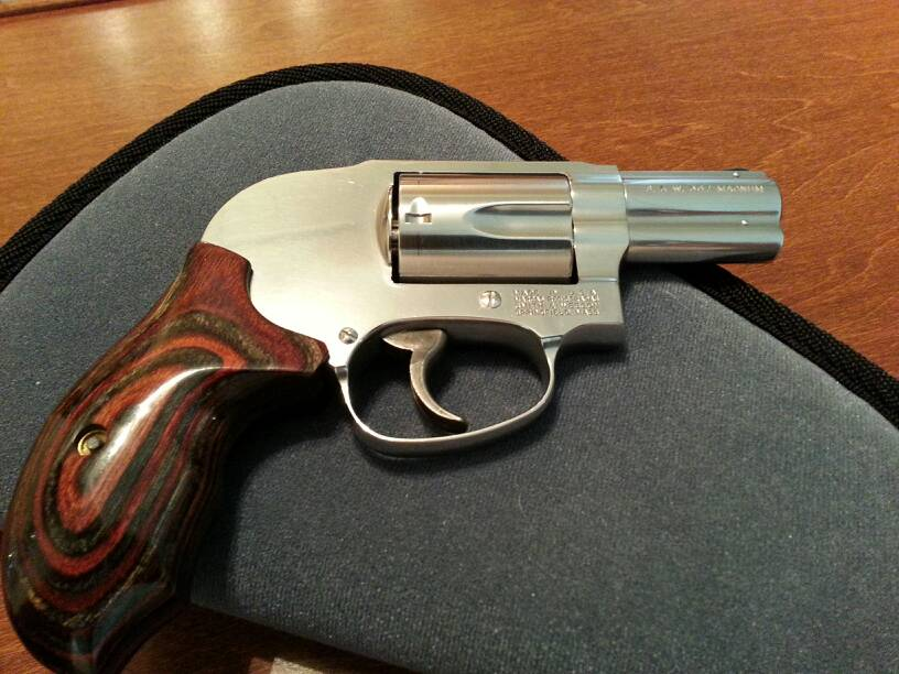 The S&W Models 38, 49, 438, 638, and 649 Club