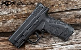 Springfield Armory XD Mod2 Subcompact 45 Review